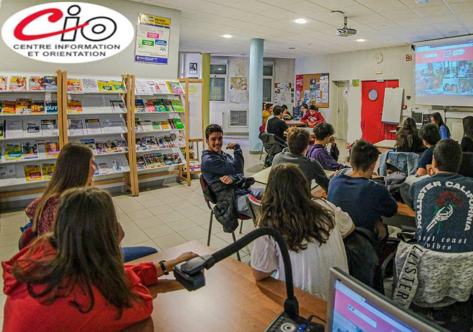 Information SIO – Visioconférences de l'université Paul Valéry de Montpellier